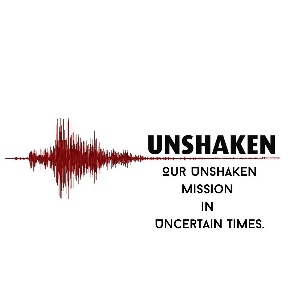 Unshaken Image